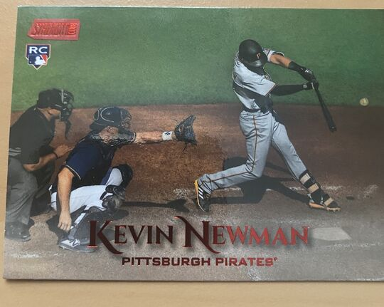 Kevin Newman Stadium Club 2019 267 Item Image