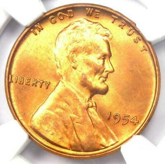 1954 penny Item Image