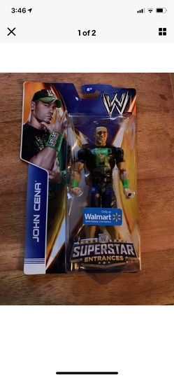 WWE John Cena action figure Item Image